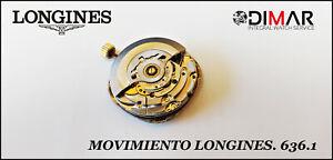 Bewegung Longines 636.1 - Diametro. Der ESFERA.26X26mm. REF.53261229