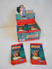 DISNEY'S POCAHONTAS - RETAIL BOX OF 36 PACKS OF TRADING CARDS - CARDS UNOPENED