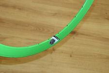 Origin8 Trak Attak DEEP-V Gloss Green 32 Hole 700C rim Fixie Track  O8 4