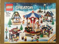 Lego 10235 Creator - Mercatino Invernale - NEW IN THE BOX anno 2013