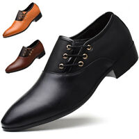 New Mens Oxford Dress Shoes Size 13 Casual Oxfords Leather Shoes Business Formal