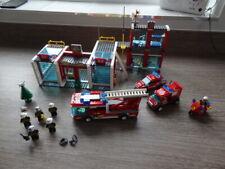 LEGO CITY FIRE STATION SET 7208