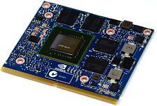 Dell Precision M4800 Video Graphics Card GPU NVIDIA QUADRO K2100m 2GB G4FN0