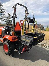 Bigtoolrack Yardrack For Kubota Bx John Deere 1025r Compact Tractors Amp More