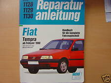 Fiat Tempra ab 1990 Reparaturanleitung Reparaturbuch