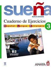 Suena 3. Cuaderno de Ejercicios B2. Marco europeo de referencia + CD Audio
