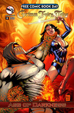 Grimm Fairy Tales #0 SPECIAL EDITION Age of Darkness fcbd 2014! Zenescope