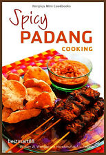 SPICY PADANG COOKING Authentic Indonesian Dishes Recipes Asian Paperback New