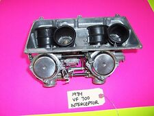 1984 HONDA INTERCEPTOR 700 REMANUFACTURED KEIHIN CARBS CARBURETORS READY TO RUN