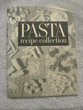 Pasta Receipe Collection - Food & Wine Books - Euc - Eb87