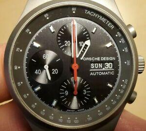 Porsche Design - Eterna Automatic Titanium Chronograph RARE