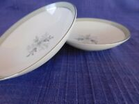 Noritake Lucille (2) DESSERT BOWLs SET of TWO - have more items to set