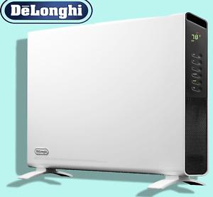 Delonghi Slim Convection Panel Heater White HCX9115E Quiet Wall mountable ECO