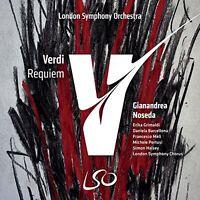 London Symphony Orchestra - Verdi: Requiem [CD]
