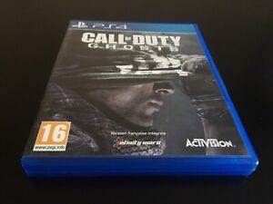 CALL OF DUTY GHOSTS SONY PLAYSTATION 4 PS4 EDITION FR PAL