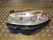 RENAULT MEGANE HEADLIGHT PASSENGER SIDE 2005
