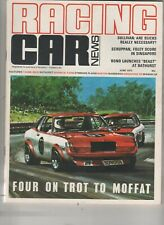 Racing Car News 1973 Jun Bathurst Mazda RX3 Spanish Singapore GP Winton Hume Wei
