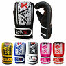 Junior Leather Boxing Gloves Mitts Punch Bag Sparring Training  MMA Fight