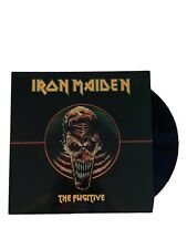 Iron maiden The Fugitive LP/Vinyl
