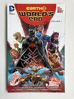 Earth 2: World's End Volume 1 - DC Comics New 52 Graphic Novel TPB NEW & UNREAD!
