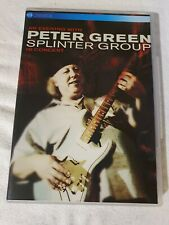 An Evening With Peter Green Splinter Group In Concert Dvd