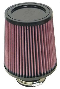 K&N Filters RU-4730 Universal Air Cleaner Assembly