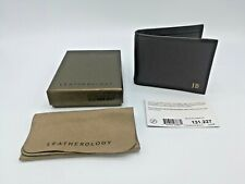 Bifold with Money Clip Brown Mint Condition