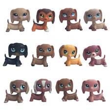 Littlest Pet Shop TECKEL chien LPS Rare puppy Kids collection cute toy gift LOT