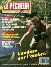 Revue le pêcheur de France No 64 Novembre 1988