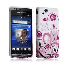 Housse étui coque gel pour Sony Ericsson Xperia Arc / Arc S motif HF30