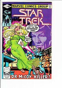 STAR TREK #5 (Marvel 1980): MILLER CVR / COCKRUM ART  --  VF-