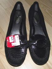 Alfani Step N Flex Loafers Black