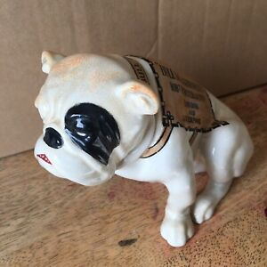 Antique Royal Doulton Guiness Bulldog RARE