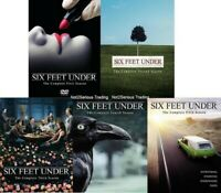 Six Feet Under Choice of Individual DVD Sets Season 1 2 3 4 or 5 Emmy Winner New