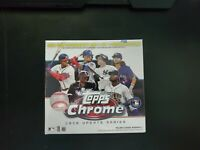 ⚾⚾ 2020 Topps Chrome Update Series Mega Box New Sealed Free Shipping 28 Cards ⚾⚾