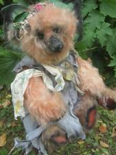 ♫ Fée Nature, Créateur Portobello Teddy Bear Antique, COLLECTION d'OURS Anciens