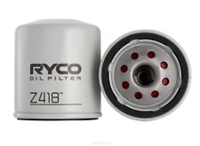 Ryco Oil Filter Z418 - FOR Toyota Hiace Camry Hiace Hilux LANDCRUISER BOX OF 6