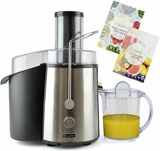 More details for healthkick fruit and veg juice extractor with powerful 850w motor