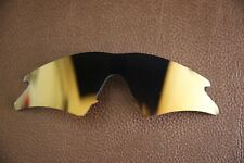 PolarLens POLARIZED 24k Gold Replacement Sweep Lenses for-Oakley M-Frame