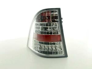 CHROME URBAN STYLE LED TAIL LIGHTS LAMPS MERCEDES ML W163 1998-2005 NICE GIFT