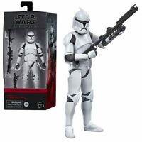 Star Wars The Black Series Clone Trooper (AOTC) 6-Inch Action Figure BY HASBRO