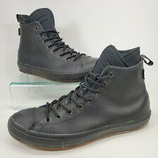 Converse Chuck Taylor All Star Waterproof Leather 153571C Boot CTAS II Hi SZ 12
