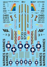Microscale Decals 1/72 McDonnell F-4J/F-4N Phantom II # AC720062