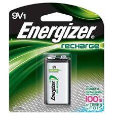 Energizer 9 Volt  9V NiMH Rechargeable Battery