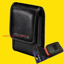 Olympus Kunstleder Kameratasche auch für Sony DSC-W830 WX80 WX220 WX350 ::NEU::