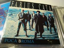 RAR CD. FABIUS CATA. POCA BROMA. MAURIZIO TONELLI & TULLIO TONELLI. DIGIMUSIC