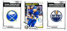 2020-21 OPC NHL TEAM SET with SHORT PRINTS Rookies Legends Leaders Team C/L PICK