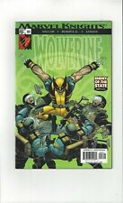 Marvel Knights Comic Wolverine No. 23 February 2005 $2.25 USA