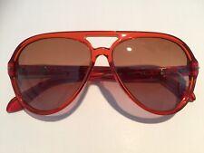 Calvin Klein Sunglasses CK4191S 286 Orange Ladies + Case
