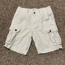 American Eagle Outfitters Classic Length Size 31 Light Tan Cargo Shorts